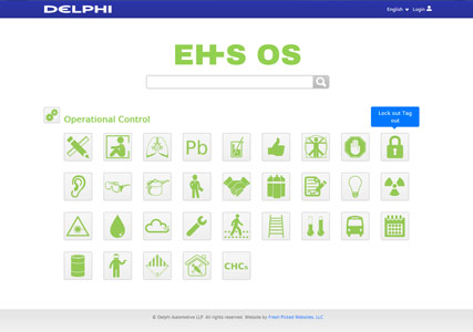 Environmental Health & Safety Operating System Operational Control