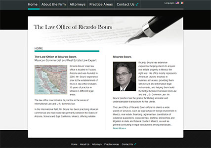The Law Office of Ricardo Bours