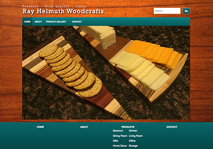 Ray Helmuth Woodcrafts